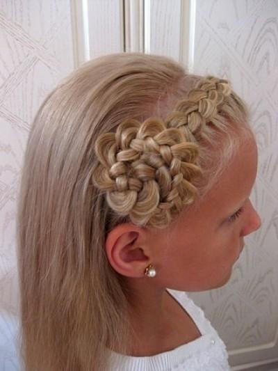 Peinados A La Moda Peinados Infantiles Para Ninas Tendencias 2013