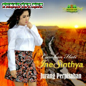 Ine Sinthya - Curahan Hati Ine Sinthya (2015) Album cover