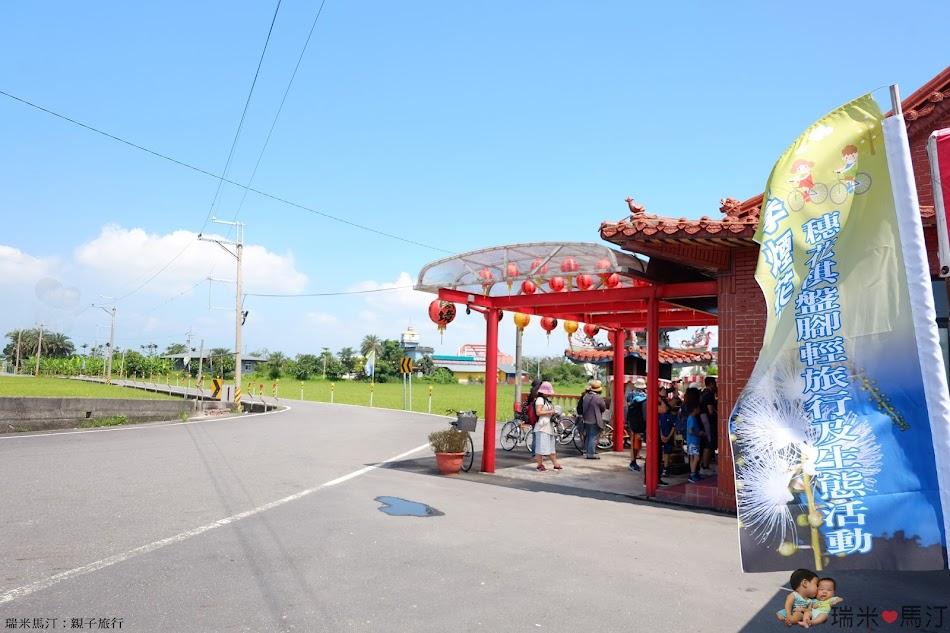 利澤簡保福德廟