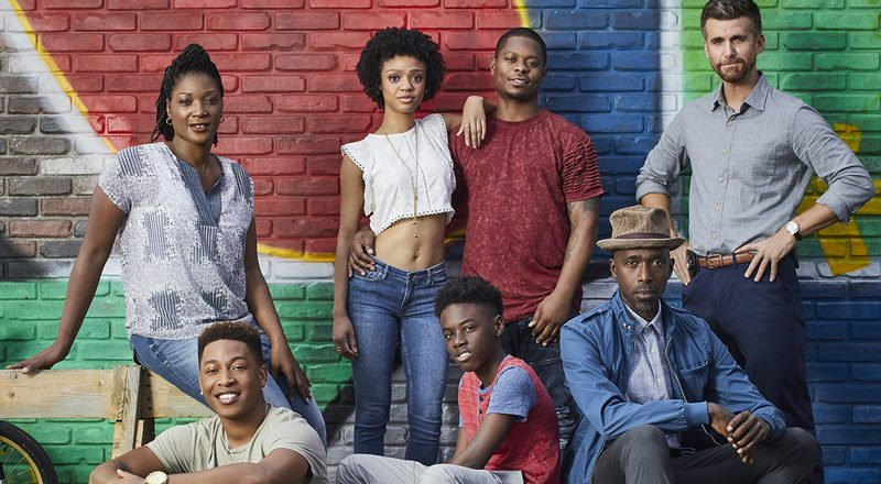 Cast de 'The Chi'