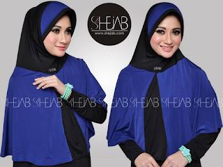 Koleksi Gambar Model Hijab Modern Bergo Casual Update