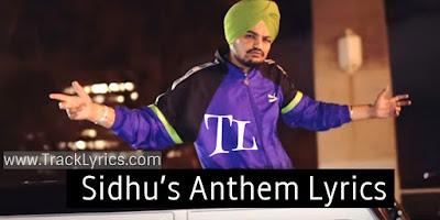 sidhu-anthem-lyrics-sidhu-moose-wala-byg-byrd-sunny-malton
