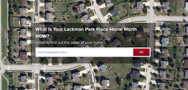 Lackman Park, Lackman Park Place, Olathe
