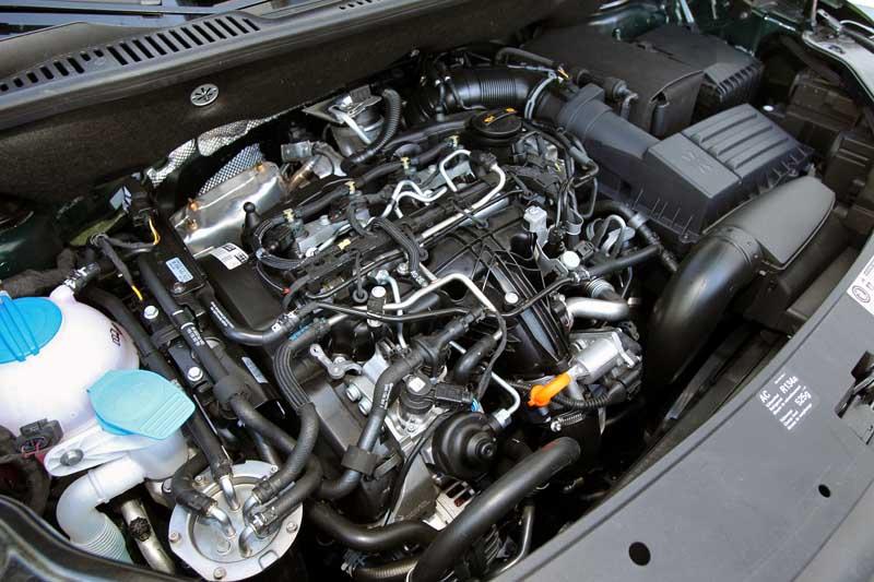 Caddy Maxico Motor