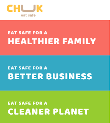 CHUK- An Alternative To Plastic Tableware by Vibhu & Me