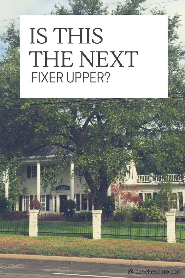 Introducing Hgtv U0027s Fixer Upper 100 Fixer Upper Homes Behind The Scenes Of Fixer Upper