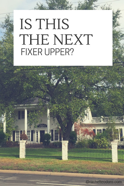 Fixer Upper, HGTV,