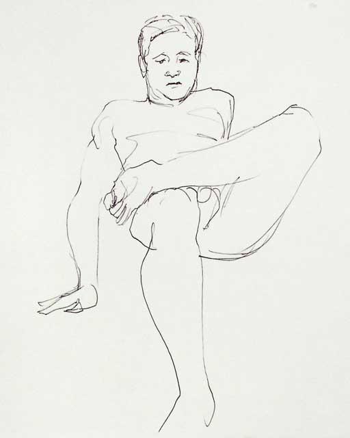 The Week in Figure Drawings: July 2014