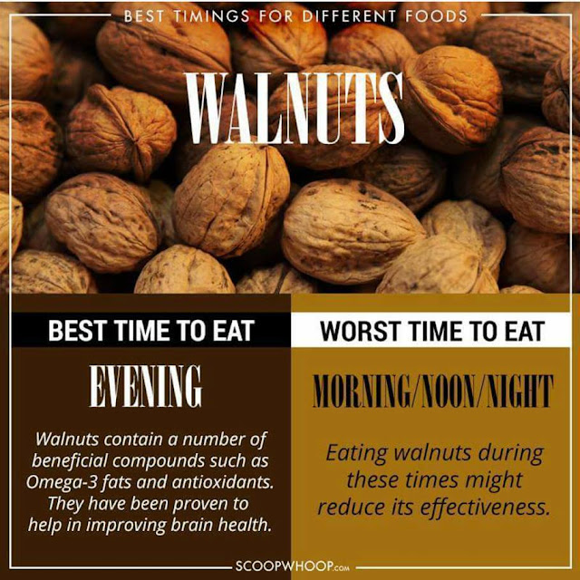 WALNUT - Eat Time at EVENING