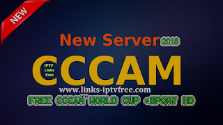 FREE CCCAM World CUP +Sport HD Channels servers 5-07-2018