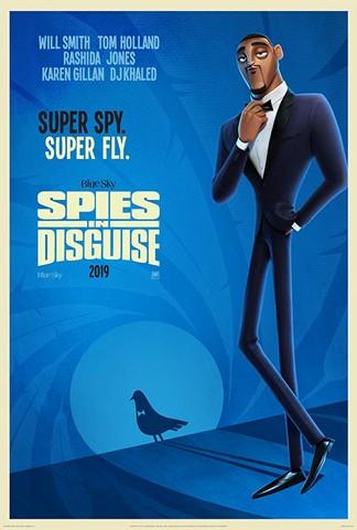 Film Trailers World: spy