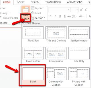 Cara Mudah dan Cepat Menghilangkan Background Foto dengan  Menggunakan PowerPoint