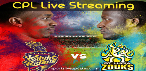 CPL Live Streaming - 1st Match 2017