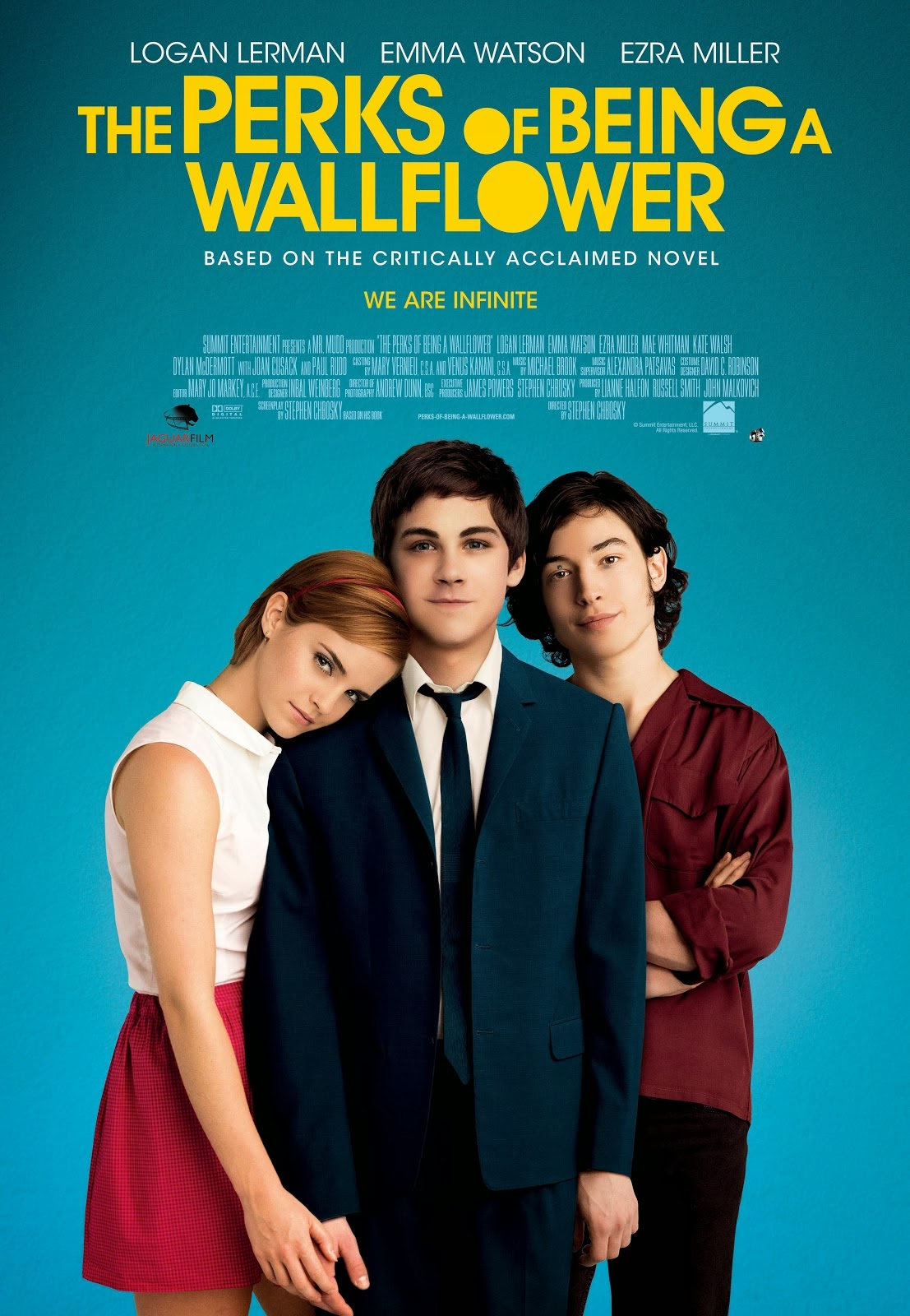 Crazy Girl At Cinema The Perks Of Being A Wallflower A Realistic And Charming Coming Of Age Movie With Lovely Soundtracks