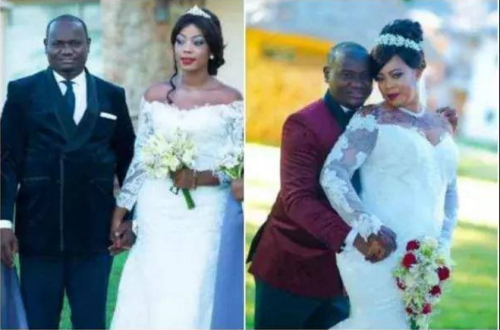 Kenyan millionaire weds two friends same weekend (Photos)