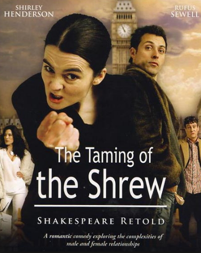 taming of the shrew meaning