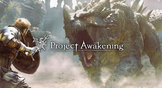أستوديو Cygames يكشف رسميا عن مشروع لعبة Project Awakening و مستوى رهيب جدا ، لنشاهد من هنا ..