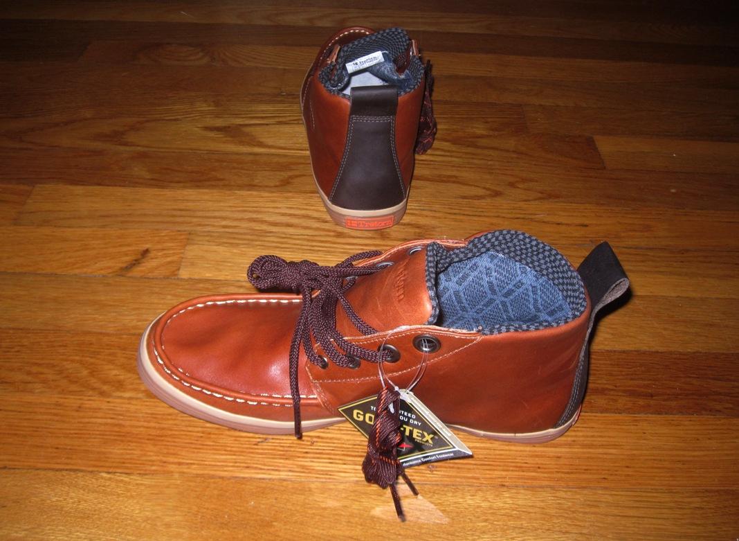 10engines Tretorn Obo Gtx Shoes