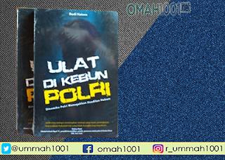 E-book: Ulat di Kebun Polri - Budi Hatees, Omah1001