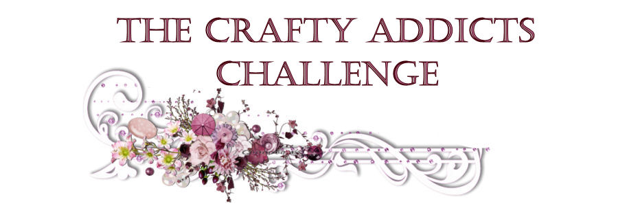 The Crafty Addicts challenge