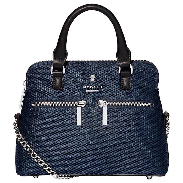navy blue pippa grab bag