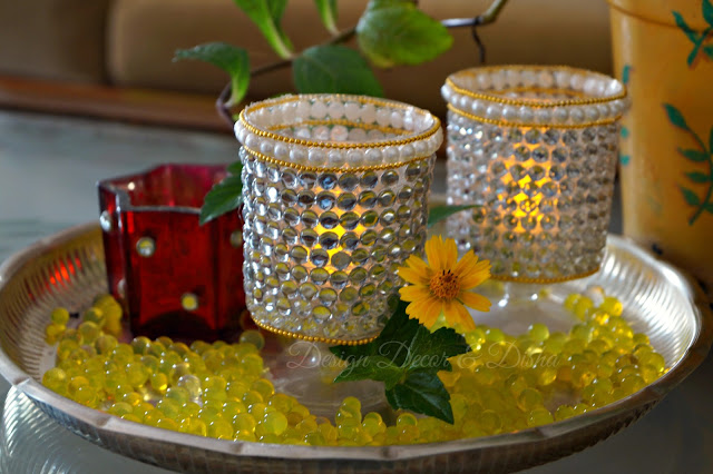 DIY Tealight Holders