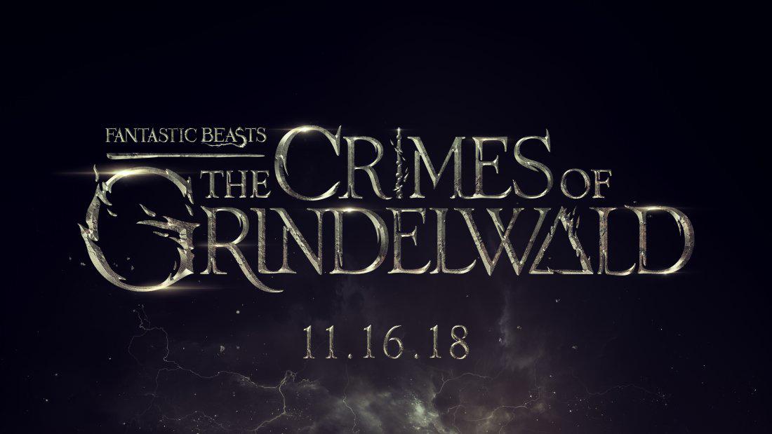"""Warner Bros. revela o título da sequência de """"Animais Fantásticos""""."""