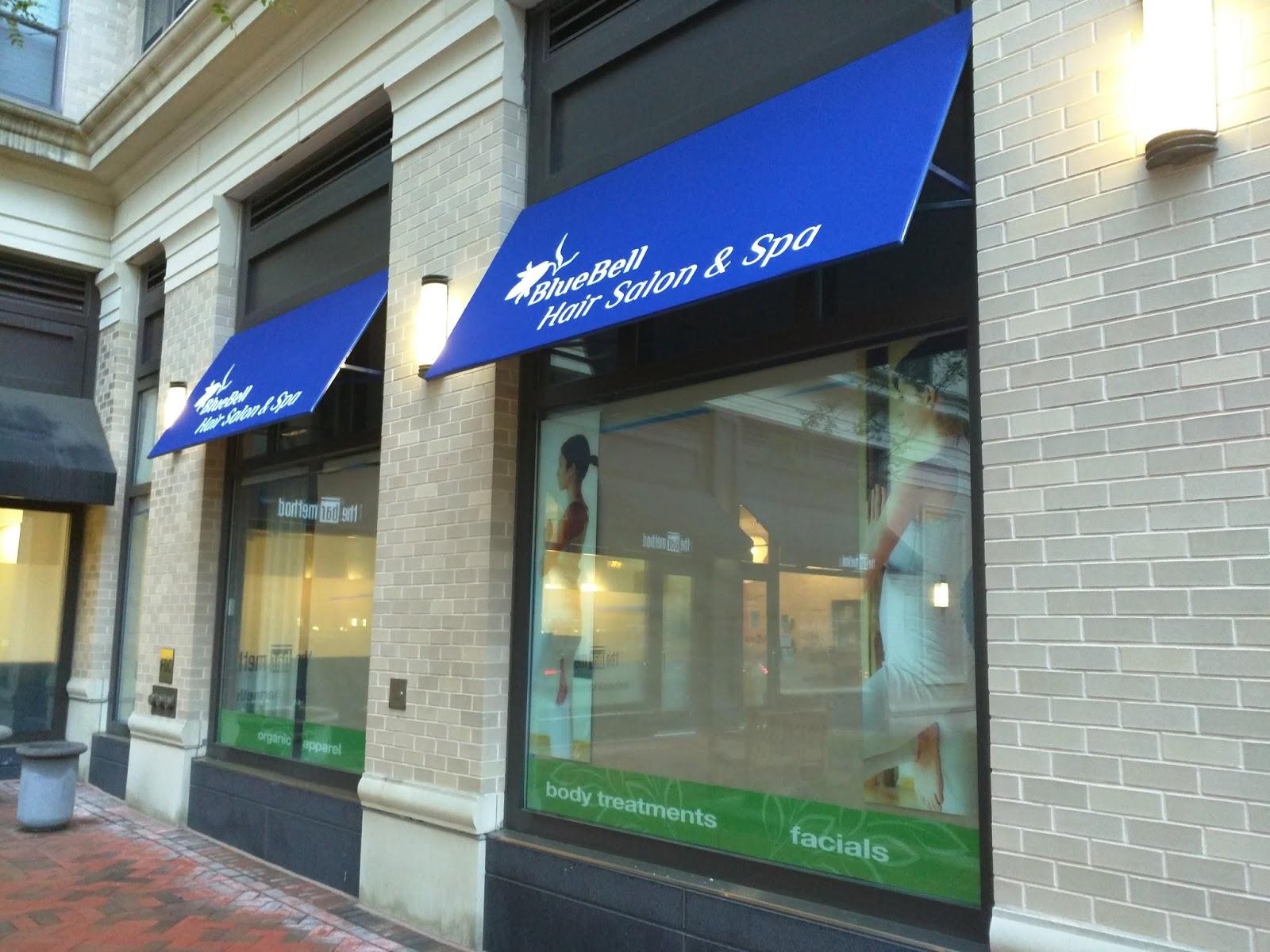 Blue Bell Hair Salon Spa Opening In Lionsgate Condo Building Bethesda Photos