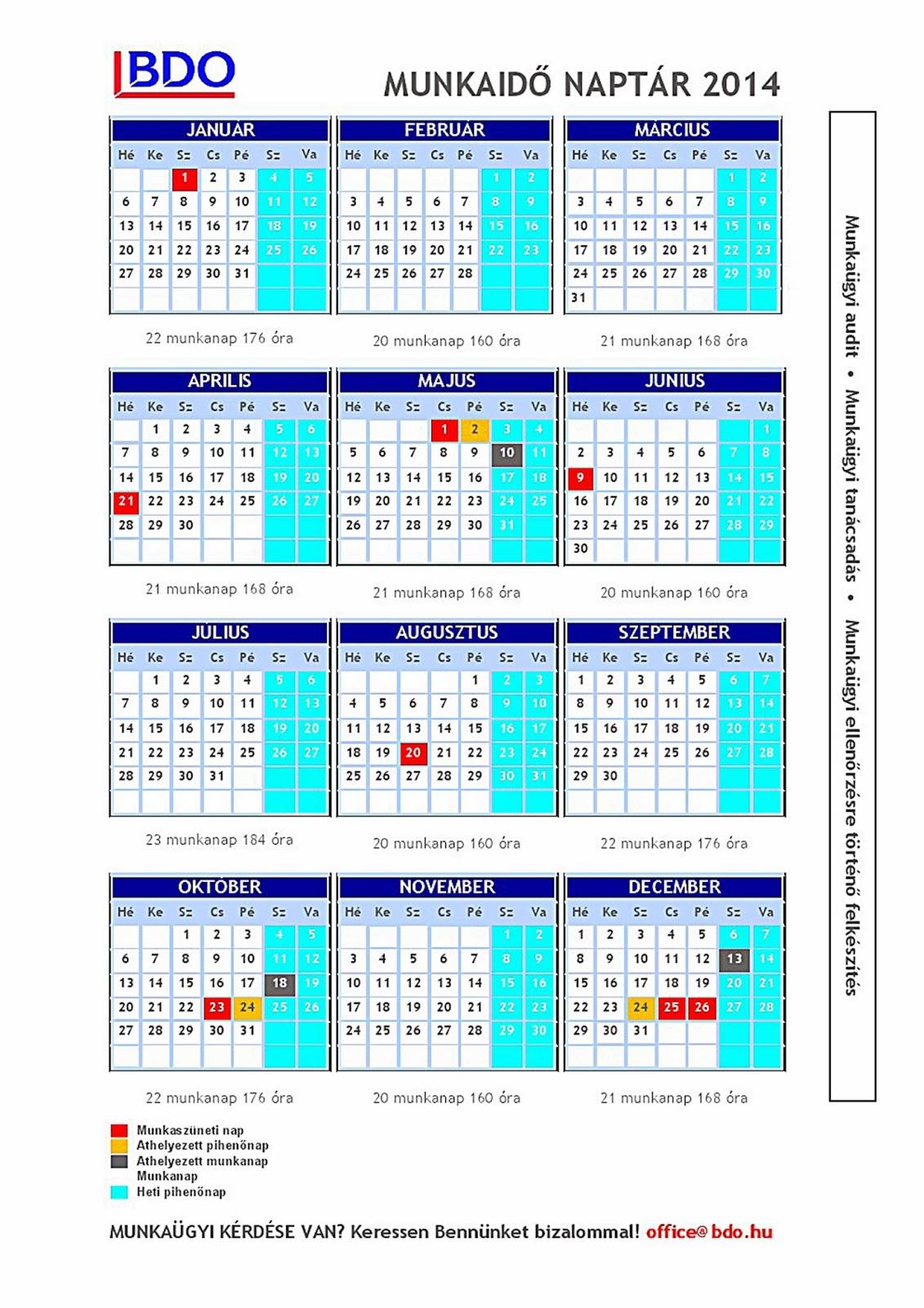 munkaidő naptár 2019 pdf 2017 Es Munkaidő Naptár   MuzicaDL munkaidő naptár 2019 pdf