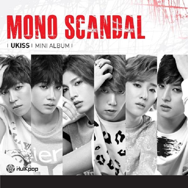 U-KISS – Mono Scandal – EP