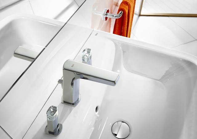 Escuadra Pure, the latest addition to Roca faucet collection