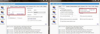 Cara Mensetting SSH menggunakan Bitvise SSH Client