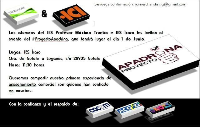 Proyectoapadrina gran evento 1 de junio 2012 for Como llegar a getafe