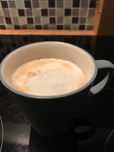 Wochenende in Bildern im November - Kaffee