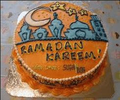 Ramadan Cake Decorations