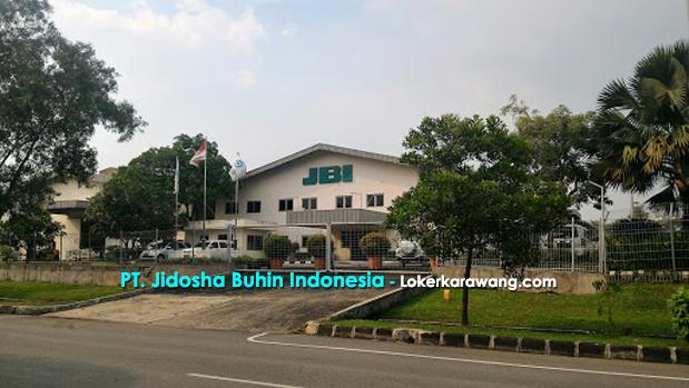Lowongan Kerja PT. Jidosha Buhin Indonesia Kawasan Industri KIIC Karawang