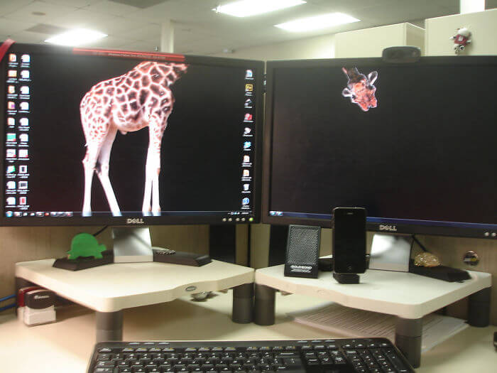 28 Creatively Hilarious Desktop Wallpapers We Wished We Had Thought Of First - So I Created A Brand New Desktop Background For My Dual Monitors At Work