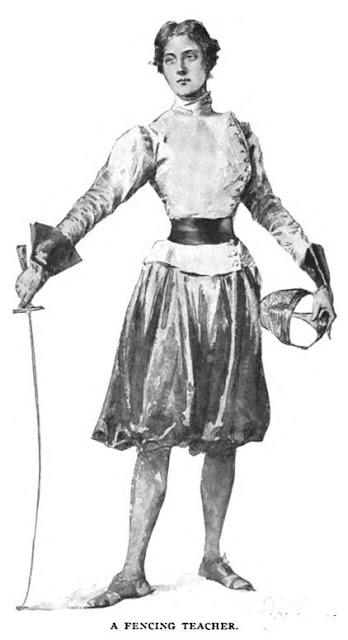 Beauty From Ashes: 1897 Fencing Outfit and My Cody Graduated!