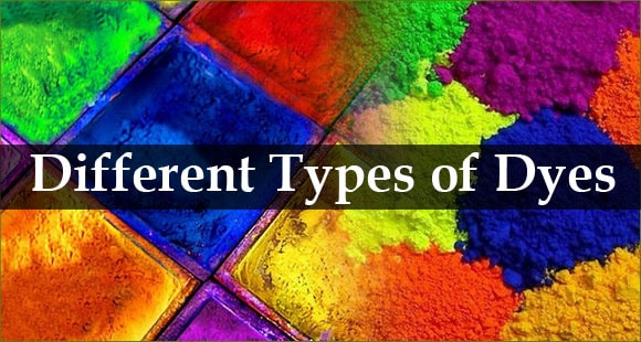 Different dyes