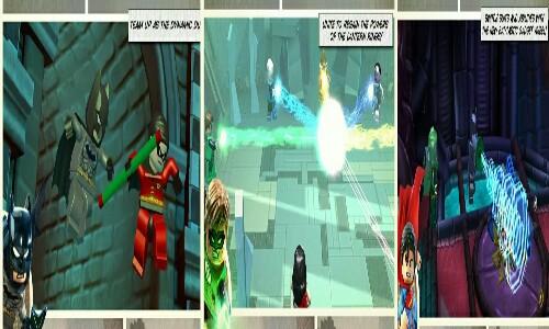 Cara Bermain Lego Batman Beyond Gotham Di Android