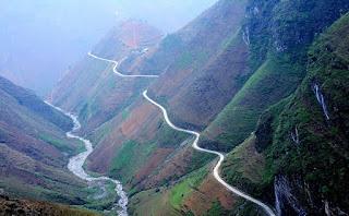 Dong Van upland in Ha Giang