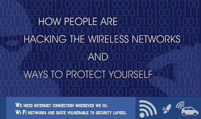 How People are Hacking the Wireless Networks