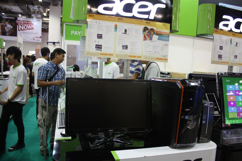 Desktops Coverage @ IT SHOW 2013 - The Tech Revolutionist