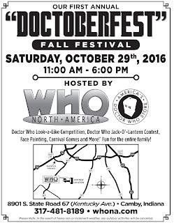 Doctoberfest flyer