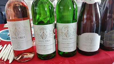 Soul Tree: some Indian wines