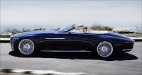 Vision Mercedes Maybach 6 Cabriolet chính thức ra mắt