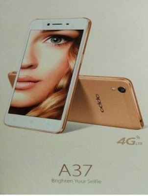 Cara Flash Smartphone Oppo A37