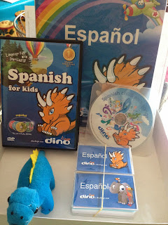 Dino Lingo children's foreign language education