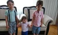 Αυτά είναι τα τρία παιδιά που αγνοούνται με τη μητέρα τους στον Έβρο