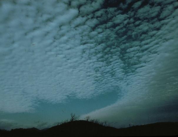 Altocumulus clouds - Met Office |Altocumulus Clouds Satellite